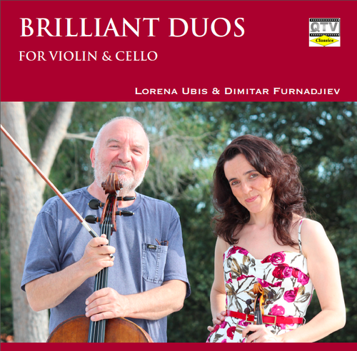 BRILLIANT DUOS FOR VIOLIN & CELLO