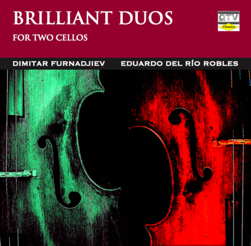 BRILLIANT DUOS FOR TWO CELLOS